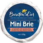 Bouton D'Or Brie Mini 125g