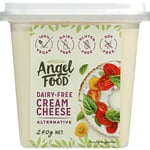 Angel Food Dairy Free Cream Cheese 240g