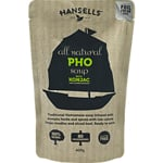 Hansells All Natural Pho Soup With Konjac Noodles 400g