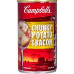 Campbell's Soup Chunky Potato & Bacon 505g