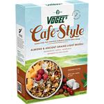 Vogels Cafe Style Muesli Almond & Ancient Grains 400g