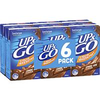 Sanitarium Up & Go Liquid Breakfast Chocolate Ice 6 Pack