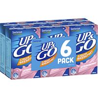 Sanitarium Up & Go Liquid Breakfast Strawberry 6 Pack