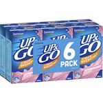 Sanitarium Up & Go Liquid Breakfast Strawberry 6 Pack
