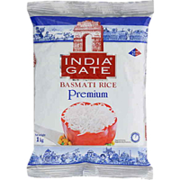 India Gate Rice Basmati Premium 1kg