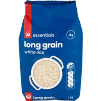 Homebrand Rice Long Grain 1kg