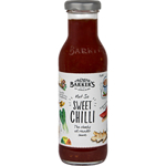 Barker's Barkers Sauce Not So Sweet Chilli 315g