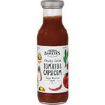 Barker's Barkers Salsa Chunky Tomato & Capsicum 305g