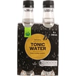 Woolworths Mixers Tonic Water 1360ml (340ml x 4pk)