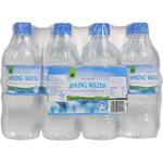 Woolworths Water Still Spring 600ml bottles 12 Pack