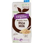 Macro Organic Rice Milk 1L