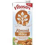 Vitasoy UHT Almond Milky 1L