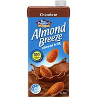 Blue Diamond Almond Breeze Almond Milk Chocolate 1L