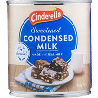 Cinderella Sweet Condensed Milk 395g