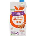 Macro Organic Milk Almond 1L