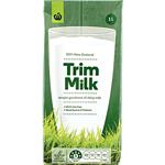 Woolworths UHT Milk Trim 1L
