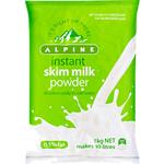 Alpine Instant Skim Milk Powder 1kg