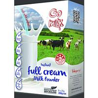 Go Milk Full Cream Powder 200g
