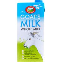 Living Planet Milk Goat UHT 1L