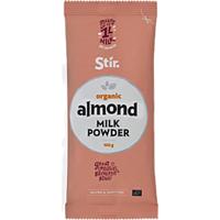 Stir Organic Almond Milk Powder 100g