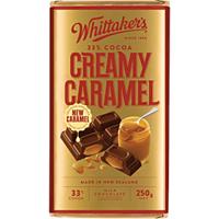 Whittaker's Creamy Milk Caramel 250g