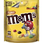 M&M's Pouch Peanut 380g