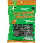 Woolworths Caramel Mallows 180g