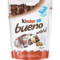 Kinder Bueno Minis 108g (5.4g x 20pk)
