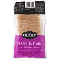 Bakeworks Gluten Free Liberte Bread Grain Sustain 540g
