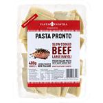 Pasta Nostra Pasta Pronto Ravioli Slow Cooked Beef 400g