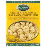 Delmaine Tortellini Chicken, Cashaw & Tarragon 300g