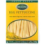 Delmaine Fettucine Egg 400g