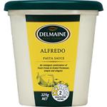 Delmaine Alfredo Pasta Sauce 325g