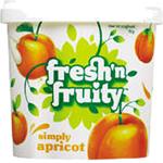 Fresh'n Fruity Yoghurt Apricot 1kg