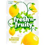 Fresh'n Fruity Yoghurt Dreamy Lemon 6 Pack