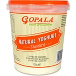Gopala Natual Yoghurt Standard 750g