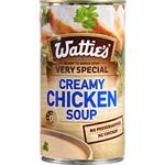 Wattie's Very Special Soup Creamy Chicken 535g