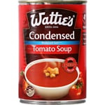 Wattie's Condensed Canned Soup Tomato Salt Reduced 420g