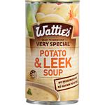Wattie's Very Special Soup Potato & Leek 535g
