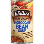 Wattie's Very Special Soup Moroccan Bean 535g