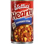 Watties Soup Big & Hearty Peppered Steak 535g