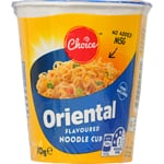 Woothworths Choice Oriental Noodle Cup 70g