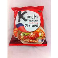 Nong Shim Kimchi Ramyun Noodle Soup 120g