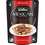 Watties Simmer Sauce Mexican Creations Nacho Sauce 375g