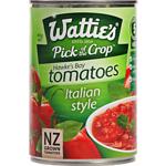 Watties Tomato Flavoured Italian 400g
