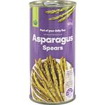 Countdown Green Asparagus Spears 425g