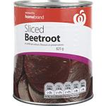 Homebrand Beetroot Sliced 825g