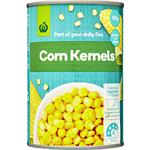 Countdown Woolworths Corn Sweet Kernels 420g