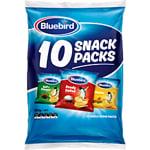 Bluebird Multipack Original Chips 10 Pack