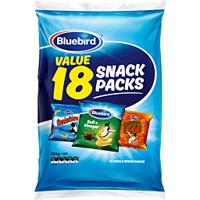 Bluebird Multipack Original Chips 18 Pack